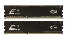 2GB Team Elite Plus Black DDR2 PC2-6400 800MHz (6-6-6-18) Dual Channel kit