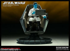 STAR WARS Grand Admiral Thrawn Sixth Scale Action Figure Sideshow EXCLUSIVE RARE