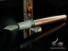 Montegrappa Mule Limited Edition Fountain Pen, copper, ISFOH-CU , F