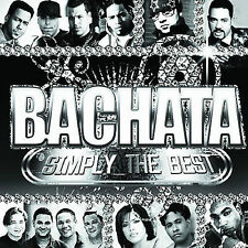 Bachata: Simply the Best by Various Artists (CD, Sep-2007, Machete Music)