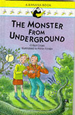 Monster from Underground by Gillian Cross (Hardback, 1990)