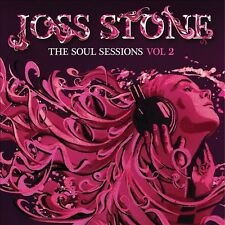 The Soul Sessions Vol 2 Joss Stone CD Sealed ! New ! 2012