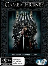 Game Of Thrones SEASON (One) 1 - NEW DVD