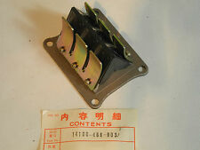 Einlassmembrane Value reed Honda CR125 CR 125 BJ. 80-81 New Part Neuteil
