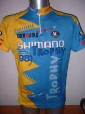 Shimano Trophy 1998 Shirt Jersey Adult XL Cycling Cycle Bike Mountain Ciclismo