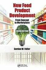 New Food Product Development: From Concept to Marketplace, Third Edition, Fuller