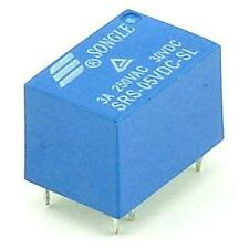 2pcs Blue 4100-DC12V-SHG SRS-12VDC-SL 12V small signal relay 6pin #SE401-1
