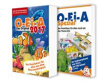 O-Ei-A Pro-Bundle 2017 Both Price leader for the ü egg collectors CARRIAGE PAID