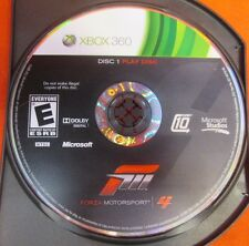 FORZA MOTORSPORT 4 (XBOX 360) PLAY DISC ONLY #9300