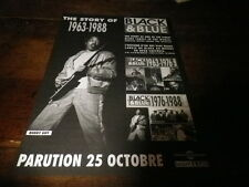 BUDDY GUY - Publicité de magazine / Advert !!! STORY OF 1963-1988 !!!