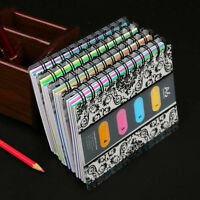 A6/A5/B5 Spiral Coil Ruled Notebook Diary Journal Stationary Note Book Memo Pad