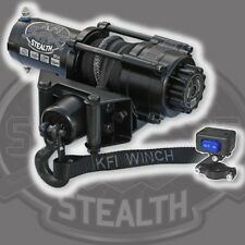 YAMAHA RHINO, GRIZZLY SE25 KFI SERIES STEALTH WINCH 2500 LBS CAPACITY #10-0201