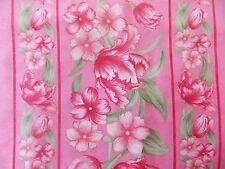 WtW Estate Fabric Spring Magic Cornell Moda Pink Floral Shabby Garden BTY Quilt