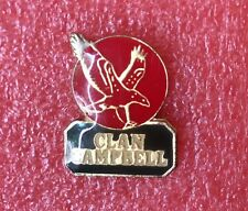 Pins Alcool WHISKY CLAN CAMPBELL SCOTCH WHISKY Aigle