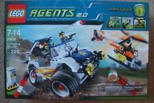NEW Lego Agents 8969 4-Wheeling Pursuit New SEALED Set