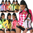 NEW SEXY WOMEN CLUBBING TOP LADIES CASUAL BLOUSE GIRLS HOT SHIRT SIZE 6 8 10 12