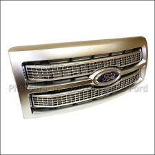 BRAND NEW OEM PLATINUM EDITION GRILLE FORD F150 2009-2012 #AL3Z-8200-E