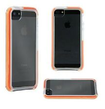 Genuine Tech 21 d30 Urto Banda Custodia Cover per iPhone 5s 5 t21-1832 chiaro se