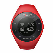 Polar M200 GPS Watch With Optical Heart Rate Red Size Medium/Large
