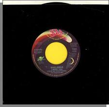 """Shalamar - I Want You (To Be My Plaything) + Instrumental - 7"""" 45 RPM Single!"""