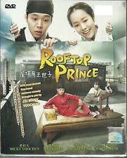 ROOFTOP PRINCE - COMPLETE KOREAN TV SERIES DVD BOX SET ( 1-20 EPS)