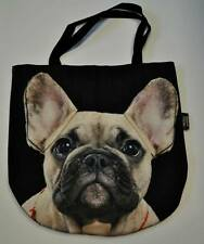 3D bag animal Cute & Unique Gift with FRENCH BULLDOG BEIGE Handmade!