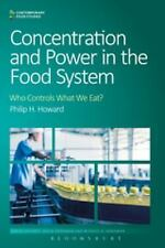 Contemporary Food Studies Economy, Culture and Politics: Concentration and...