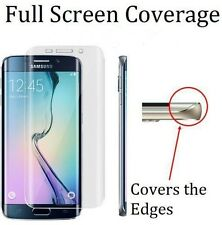 3D Curved TPU HD Whole Full Screen Protector Film For New Samsung Galaxy S6 Edge