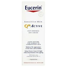 Eucerin Q10 Active Anti-Wrinkle Day Cream  normal/combination skin 50ml