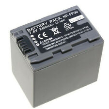 Battery Pack for SONY NP-FP30 NP-FP50 NP-FP60 NP-FP70 NP-FP90 P Series Camcorder