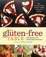 The Gluten-Free Table: The Lagasse Girls Share Their Favorite Meals - LikeNew -