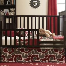 Bonavita  Classic Guard Rail PEYTON  ESPRESSO 2576139 Baby NEW Toddler