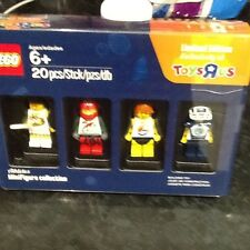 LEGO TOYS R US LIMITED EDITION ATHLETES MINI FIGURE COLLECTION