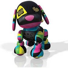NEW Zoomer Zuppies Interactive Puppy - Funky and Sweet ROXY with Lights & Sound