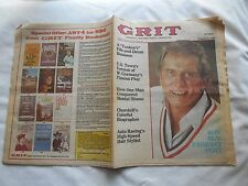 GRIT-AMERICA'S GREATEST FAMILY NEWSPAPER-AUGUST 31,1980-RON ELY:PAGEANT HOST
