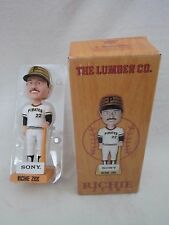 Pittsburgh Pirates Richie Zisk Bobble Head The Lumber Co. 2008 New In Box
