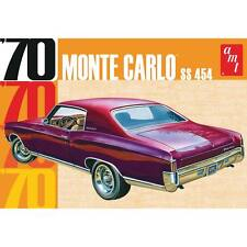 AMT 1/25 1970 Chevy Monte Carlo SS 454 Plastic Model Kit 928  AMT928