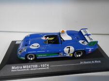 MATRA MS67OB 24 HEURAS DE LE MANS 1974 ALTAYA IXO 1/43
