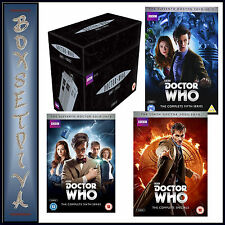 DOCTOR WHO - COMPLETE SERIES 1 2 3 4 5 6 PLUS SPECIALS   *BRAND NEW DVD*