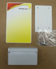 RV/Camper GFCI Exterior Weatherproof Outlet Cover WHITE