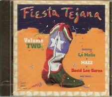 Fiesta Tejana, Vol. 2 - Various Artists - CD - NEW