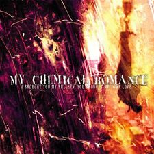 My Chemical Romance I Brought You My Bullets You Me Your Love Vinyl LP Record!+