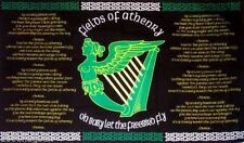 Fields of Athenry Irish Republican Flag 5' x 3' Ireland St Patricks Day Republic
