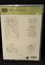 Stampin Up MEDITERRANEAN MOMENTS Clear Stamp Set