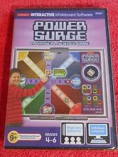 LAKESHORE POWER SURGE PHYSICAL SCIENCE GAME SOFTWARE GRADES 4-6