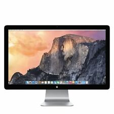 "Apple Thunderbolt Display 27"" A1407 Widescreen LCD Monitor Lightly Used w/ Box"
