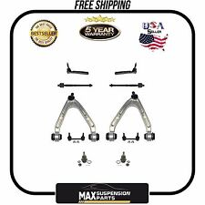 Chassis Kit Upp Arms Low Ball Joints Tie Rods Sway Bar Links 5 YEARS WARRANTY