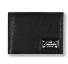 Portfolio/WALLET  - DAKINE - RIGGS Wallet - BLACK - Finta leather Bi-fold Wallet