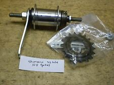 Shimano 36 Hole Rear Bicycle 105 Coaster Brake Heavy Duty Hub Schwinn Monark +