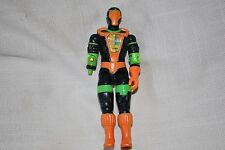 "1991 Hasbro GI Joe 3 3/4"" 1/18 Cobra B.A.T. v2 Battle Android Trooper SJ-404"